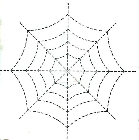 spider web template vintage crafts and more spider web quilting pattern