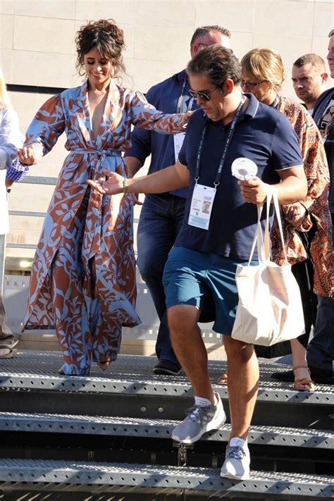 Camila Cabello Out Cannes