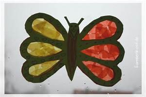 Schmetterlinge Aus Tonpapier Basteln : bunte schmetterlinge mit kindern f r das fenster basteln ~ Orissabook.com Haus und Dekorationen