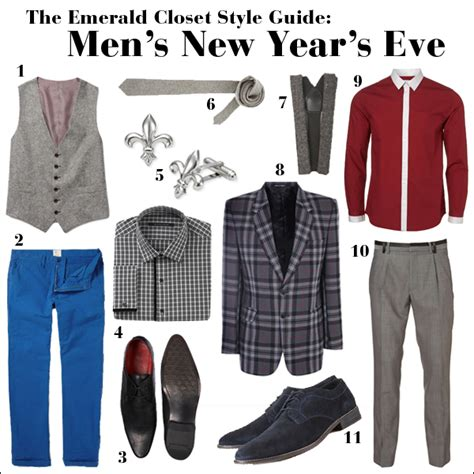 Menu2019s Outfit Ideas for New Years Eve 2016 ...