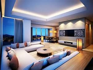 Indirekte beleuchtung ideen wie sie dem raum licht und for Indirekte beleuchtung wohnzimmer