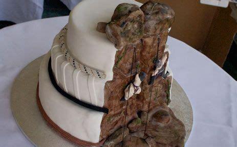 rock climbing wedding cake sugar high cakes custom