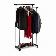 Ausziehbare Kleiderständer Und Weitere Rollgarderoben