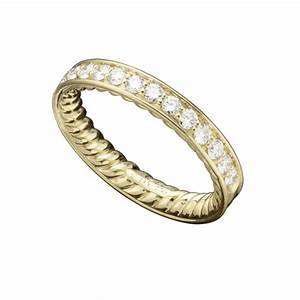 david yurman style wr3077 88ad16 yellow gold wedding With david yurman wedding ring