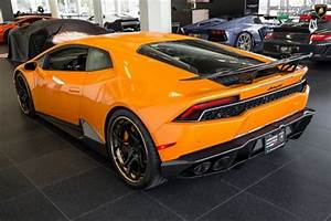 Supercharged Lamborghini Huracan On Sale For  400k