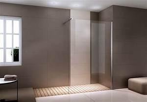 Dusche Walk In : duschabtrennung bodengleiche dusche hb62 hitoiro ~ Michelbontemps.com Haus und Dekorationen