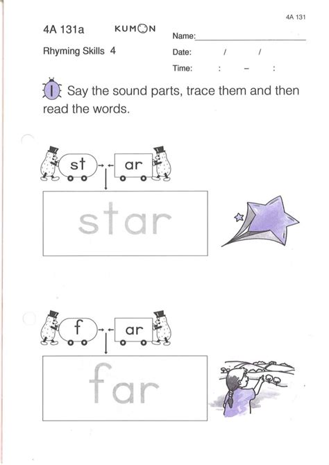 kumon worksheets worksheets for all and