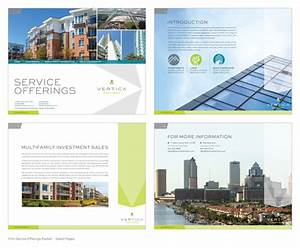 Maggie sage design for Real estate offering memorandum template