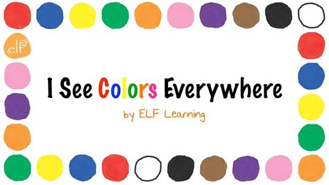 the colors song by learning color songs for 578 | maxresdefault