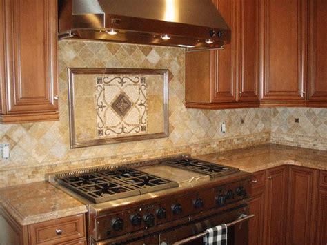 custom kitchen backsplash kitchen backsplash medallions kitchen traditional with