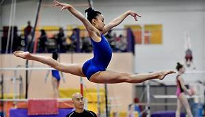 Gymnast Leanne Wong of Overland Park : USA Olympic ...  Gymnastics