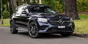 2017 MercedesAMG GLC43 review CarAdvice