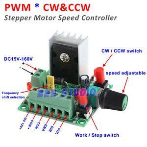 Stepper Motor Pulse Signal Generator Module Driver