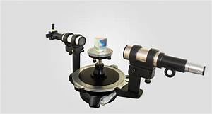 Spectrometer Goniometer