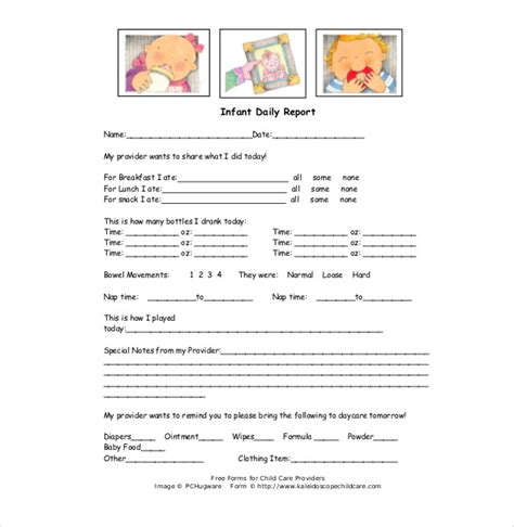 sample daily report templates word  apple pages