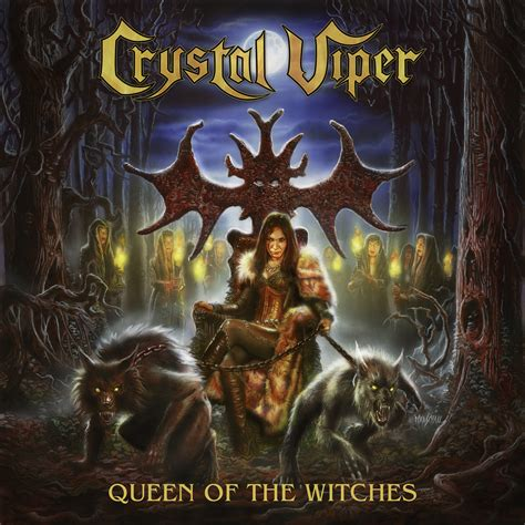 crystal viper queen   witches iron fist magazine
