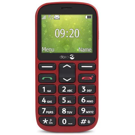 Phone Mobile by Doro 1360 Mobile Smartphone Doro Sur Ldlc