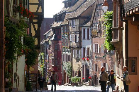 Remparts De Riquewihr Ferienwohnungen An Der Weinstrasse