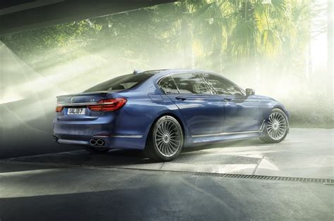 2017 Alpina B7 Bi-turbo Revealed, More Power Than Bmw M5
