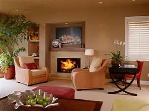 Wandfarbe Für Wohnzimmer : warme wandfarben genie en sie eine gem tliche atmosph re zu hause ~ One.caynefoto.club Haus und Dekorationen