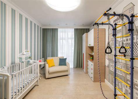 Bērnu istabas interjera dizaini iedvesmai