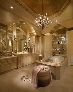 le carrelage beige pour salle de bain 54 photos de With salle de bain feminine