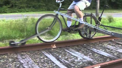 Rail Biking, Spring 2010 Youtube