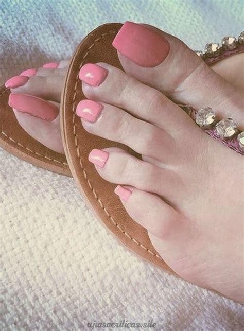 Mantener las uñas de los pies cuidadas, bien cortadas. Las Mejores Imágenes de Uñas Acrílicas para Pies de este 2019 | Imagenes de uñas acrilicas, Uñas ...