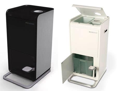 poubelle cuisine design une poubelle de cuisine douée pour le recyclage