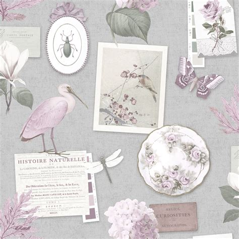 new shabby chic shabby chic floral wallpaper in various designs wall decor new ebay