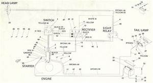 Wiring Diagram 2006 Ski Doo Rev