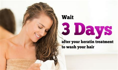 How To Wait After An by Keep That Salon Glow How To Care For Hair After Keratin