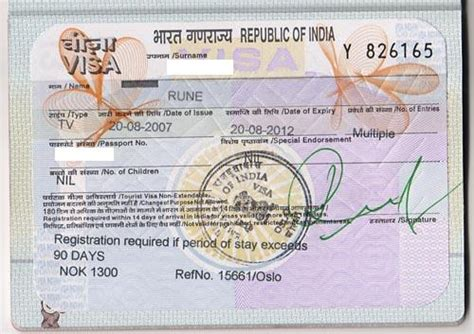 Visa, Entry Permit And Tax