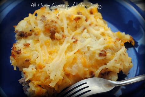 hashbrown casserole all home cooking weight watchers style hash brown casserole