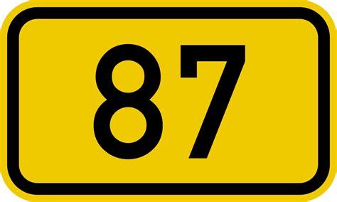 Bundesstraße 87 Wikipedia