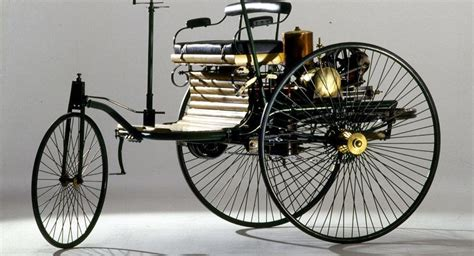 Welcome to the driver's seat. Mercedes-Benz Selling A Replica Of The First Car It Ever Made   Carscoops