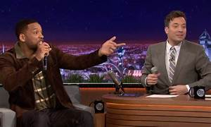 will smith jimmy fallon rap and beatbox to it takes two With jimmy setiawan urban floor