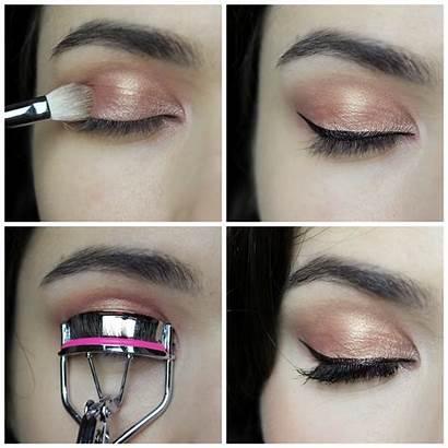 Gold Rose Makeup Eyeshadow Diy Themakeupchair Eye