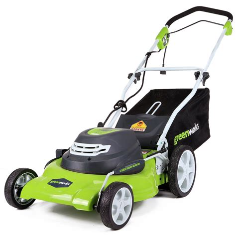 green led lights lowes 3 eco options instead of your gas lawn mower