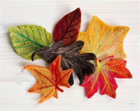 Herbstdeko Basteln Herbstliche Lions by This Is A Great Beginners Needle Felting Project That
