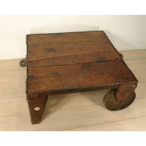 end table vintage wood cart coffee table 100 images reclaimed Steunk