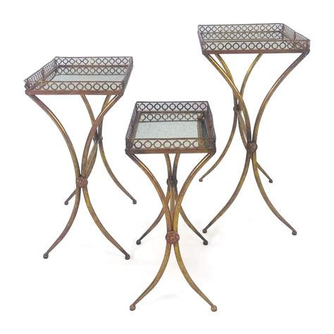 joss and main side tables 89 off joss and main joss and main stackable tables