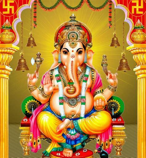 Ganesh Ji K Wallpaper Elegant God Ganesh Hd Wallpaper Free