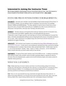 resume for fitness instructor best pilates instructor resume bestsellerbookdb