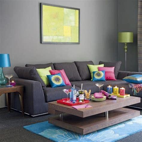 canapé tweed decoração com sofá cinza 20 ideias para se inspirar