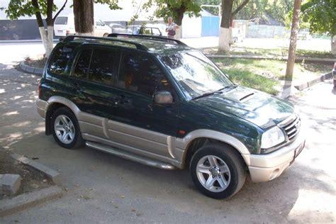 2001 Suzuki Grand Vitara by 2001 Suzuki Grand Vitara Pictures Gasoline Manual For Sale