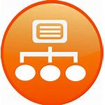 Sharepoint Structure Intranet Clipart