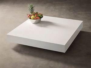 Table Tres Basse : table basse amovible design en image ~ Teatrodelosmanantiales.com Idées de Décoration