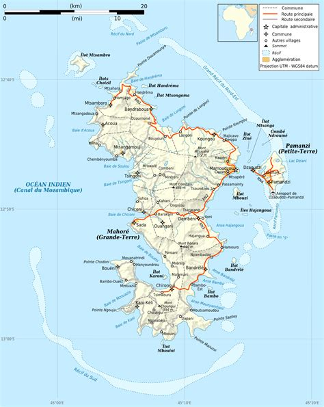 Localisation Mayotte Carte Monde by Info Mayotte Carte Geographique
