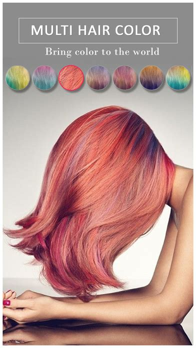 app for hair color best hair color changer app best hair colour app app